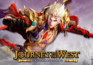 Journey to the West International Game Banner