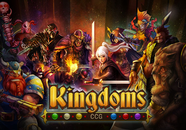 Kingdoms CCG Game Profile Banner