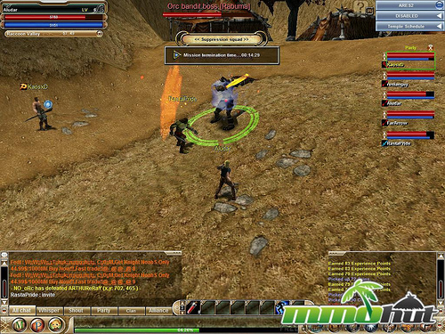 Most Popular MMORPGs in the World - MMOs.com