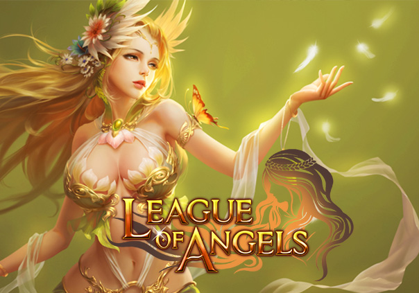 League of Angels Game Image