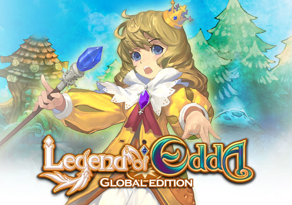 Legend of Edda Game Banner