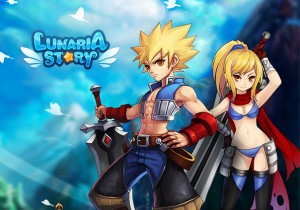 Lunaria Story Game Profile Banner