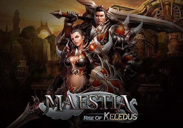 Maestia Game Profile Banner