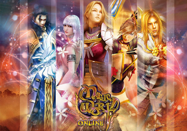 Magic World Online Game Profile Banner