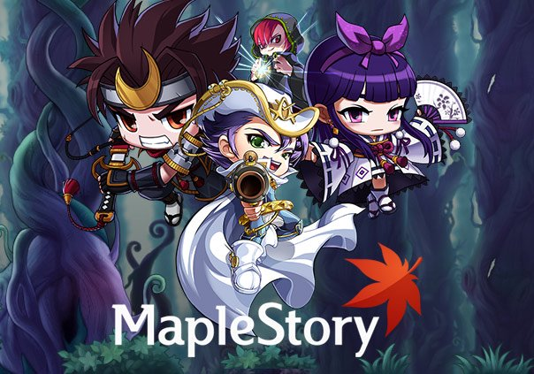 MapleStory Game Banner