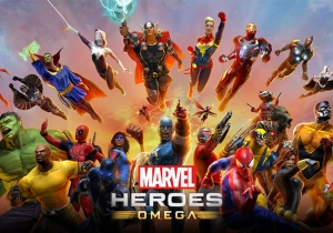 Marvel Heroes Omega Game Profile