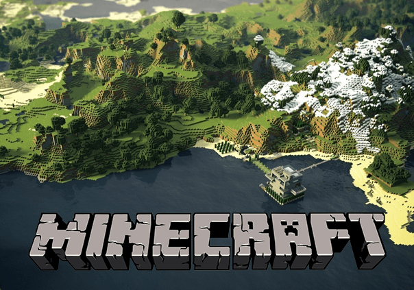 Minecraft Game Profile Banner