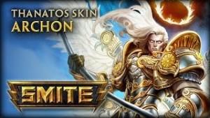 New Thanatos Skin - Archon Video Thumbnail