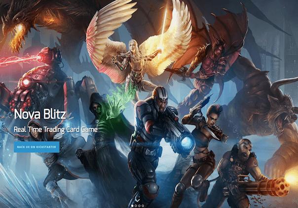 Nova Blitz Game Profile Banner