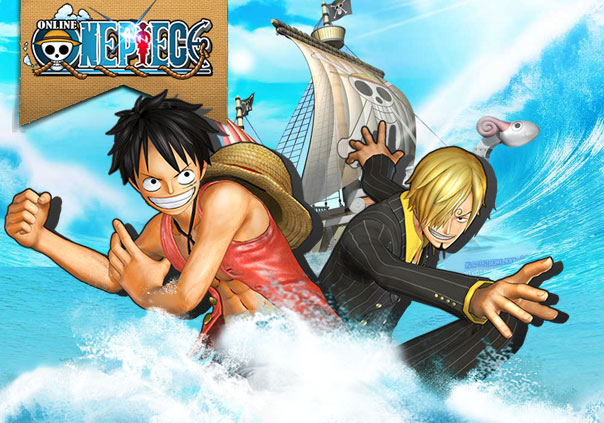 One Piece Online Game Profile Banner