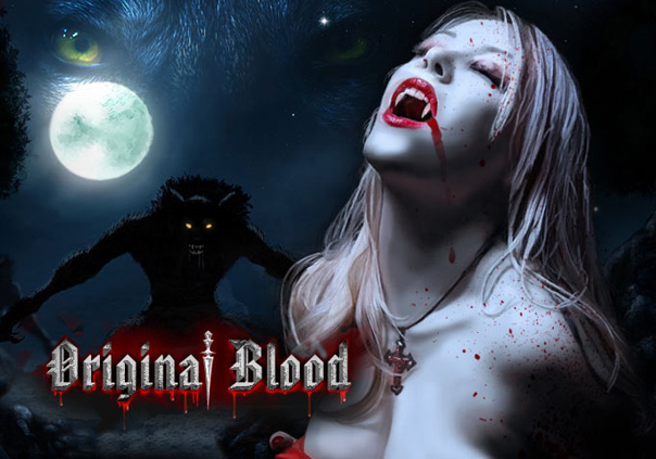 Original Blood Game Profile Banner