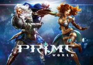 Prime World Game Profile Banner