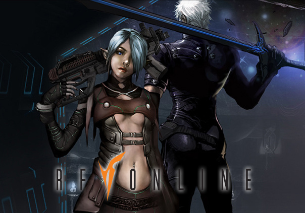 RF Online Game Banner