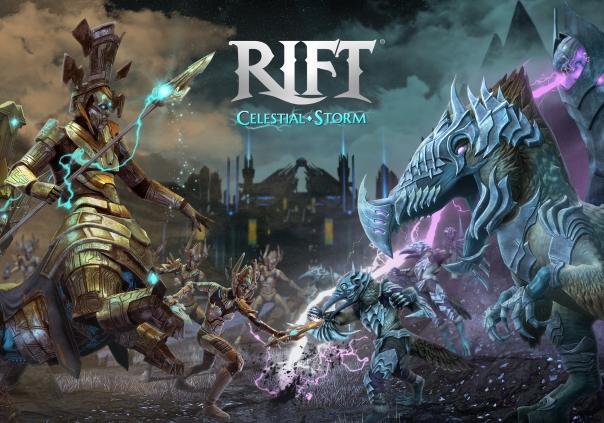 RIFT Game Profile Banner