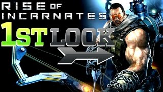 Rise of Incarnates - First Look Thumbnail