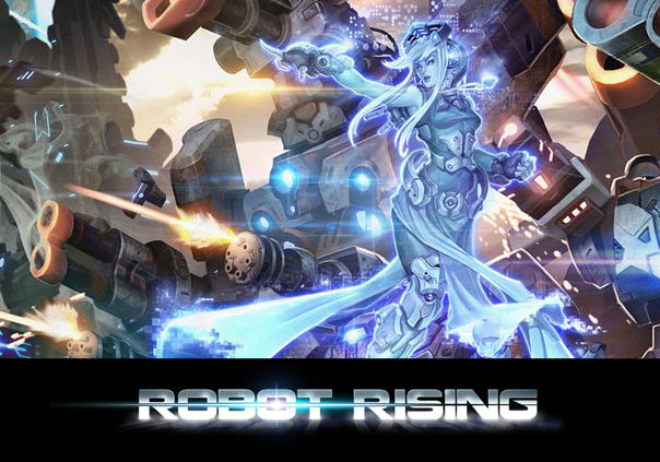 Robot Rising Game Profile Banner