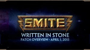 SMITE Patch: Written in Stone Overview Video Thumbnail