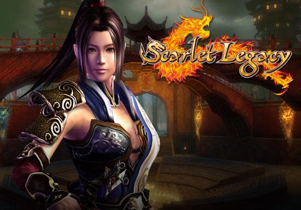 Scarlet Legacy Game Banner