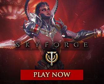 Skyforge Devil Hotbox