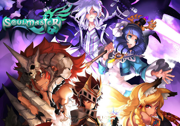 Soul Master Game Profile Banner