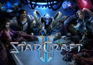 Starcraft II Profile Banner