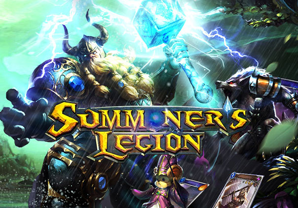 Summoner's Legion Game Profile Banner