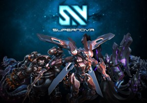 SuperNova Game Profile Banner