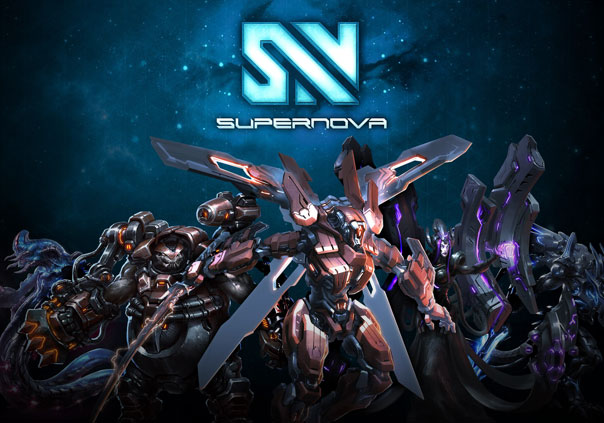 SuperNova Game Profile Banner