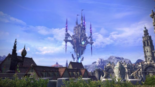 TERA: Fate of Arun Skycastles Press Preview Main Image