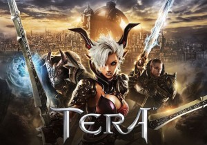 TERA: Rising Game Profile Banner