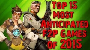 Top 15 Most Anticipated F2P Games of 2015 Video Thumbnail