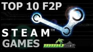 Top Ten Free to Play Steam Games Video Thumbnail