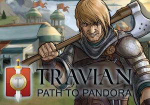 Travian Game Profile Header