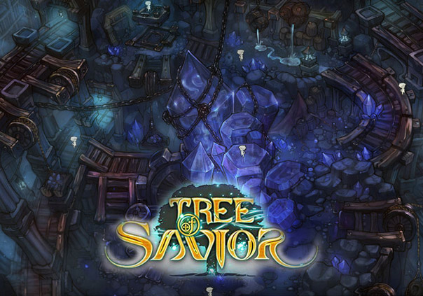 Tree of Savior Game Banner