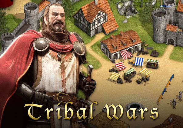 Tribal Wars Game Profile Banner