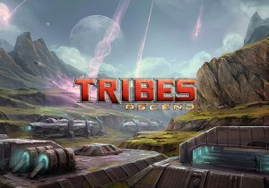 Tribes Ascend Game banner