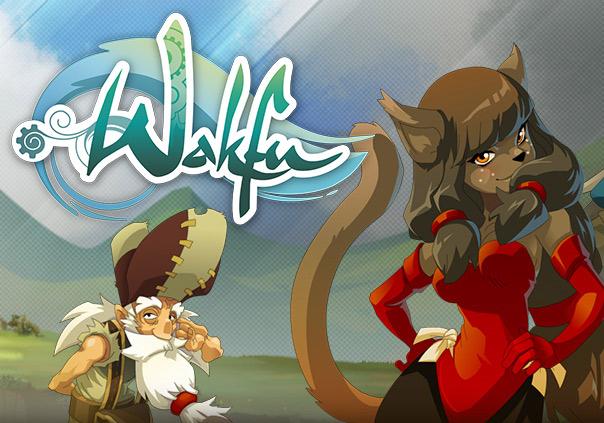 Wakfu Game Banner