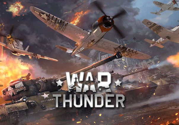 War Thunder Game Banner