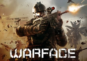 Warface Game Banner