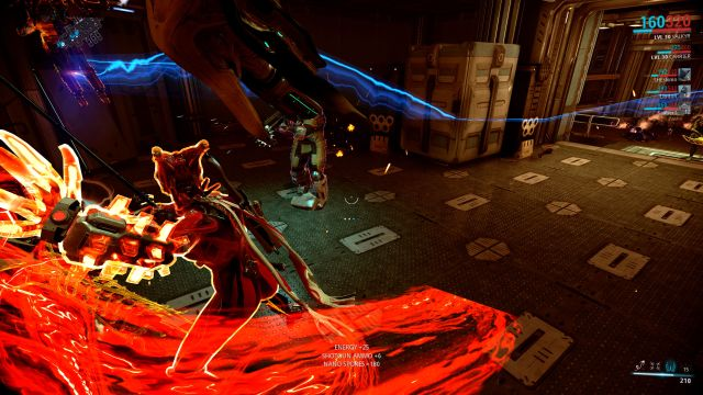 Warframe Review 2014