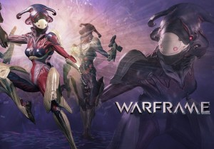 Warframe Game Profile Banner