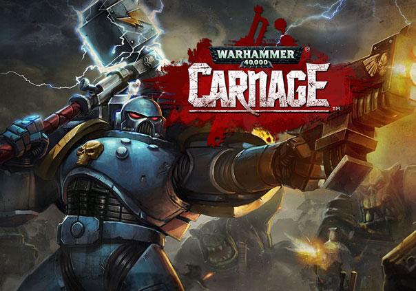 Warhammer 40000 Carnage Game Profile