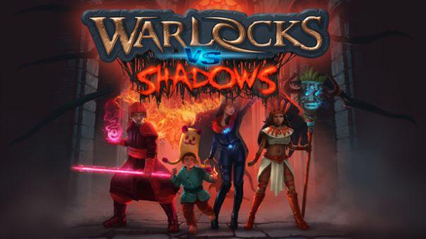 Warlocks vs Shadows Main Image