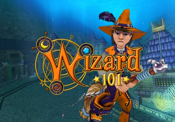 Wizard101 Game Banner