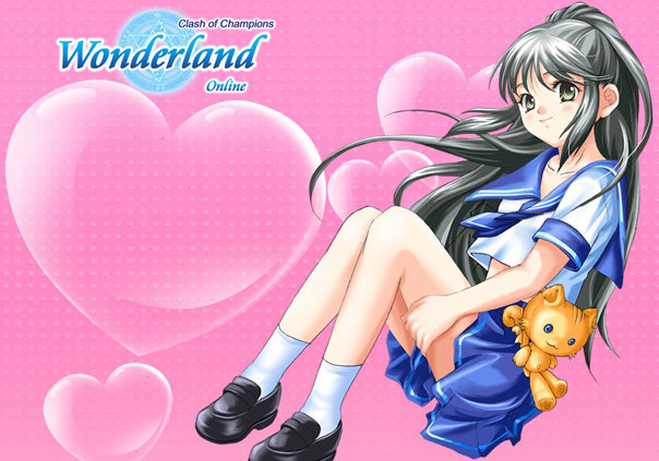 Wonderland Online Game Profile Banner