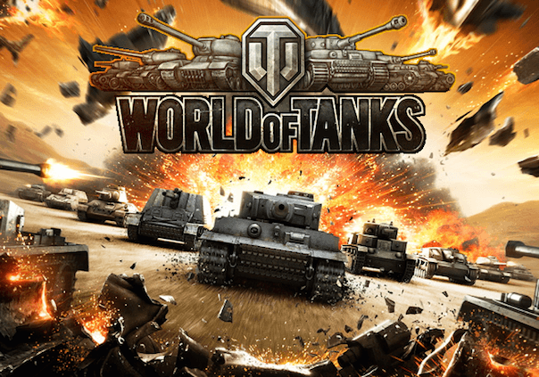 World of Tanks Game Profile Banner