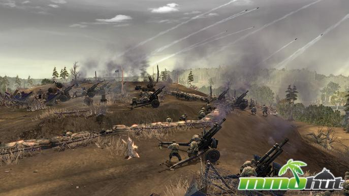 Free to Play WW2 MMOs Company of Heroes Online