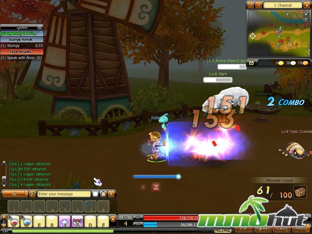 dragonica-online-mega-attack
