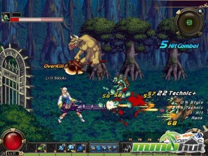 Dungeon Fighter Online Gunner Screenshot