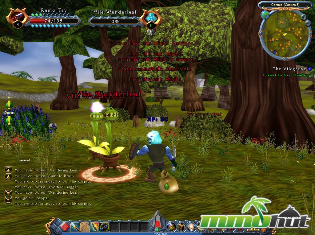 Earth Eternal Gameplay Screenshot